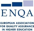 European Association For Quality Assurance In Higer Education