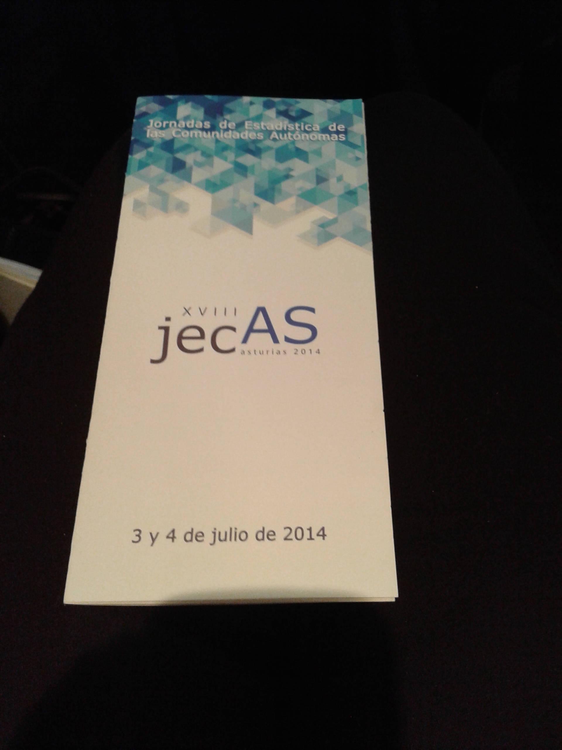 JECAS XVIII