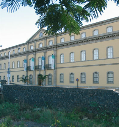 Antiguo Hospital Civil