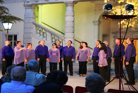 AINUR CHAMBER CHOIR