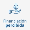 Financiación percibida