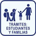 Trámites para estudiantes y familias.