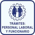 Trámites: personal laboral y funcionario de administración y servicios. Oficina virtual del personal no docente.