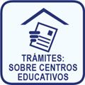 Trámites: sobre centros educativos
