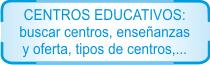 Localizador y BUSCADOR de centros de Educación Infantil y Primaria de Canarias