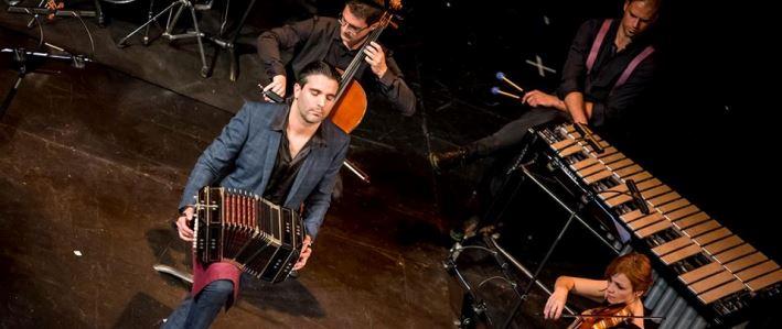 Ensemble Cimadevilla: Piazzolla. Entrada libre.